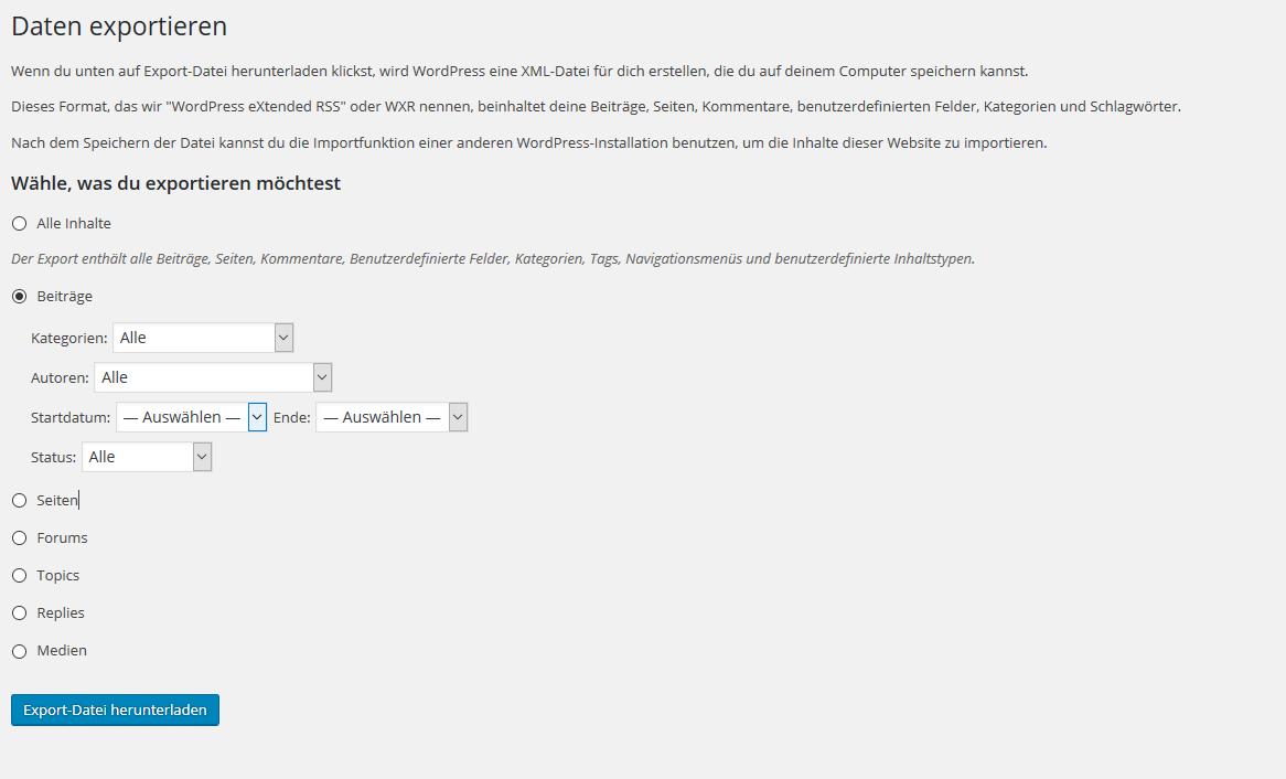 inhalte-der-wordpress-seite-exportieren-und-importieren-02