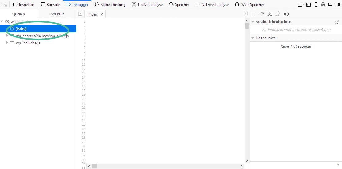 Google Fonts auf dem eigenen Webserver 03
